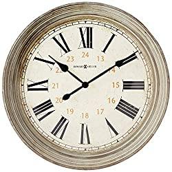 Howard Miller Wall Clock 625-626 Nesto