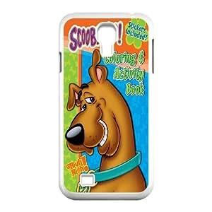 Yo-Lin case IKAI0446260Scooby Funny dog For SamSung Galaxy S4 Case