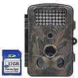 XIKEZAN Mini Waterproof Trail & Game Camera,12MP 1080P HD Trail Cam with ...