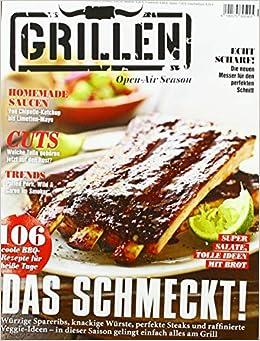 Mein Schoner Garten Sh Nr 1 16 Grillen Amazon De M I G Medien Innovation Gmbh Bucher