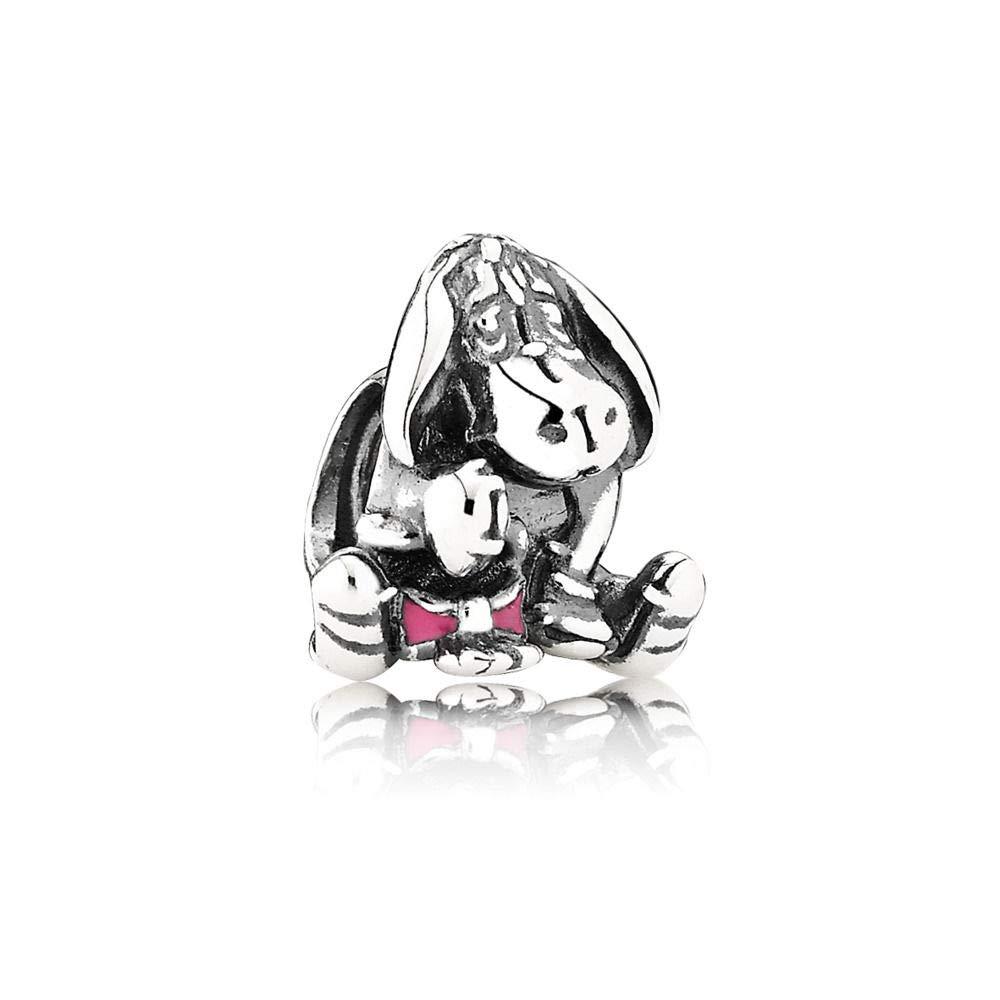 Pandora Sterling Silver Donkey Eeyore Charm No.791567EN80