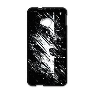 HTC One M7 Cell Phone Case Black Batman Joker phi