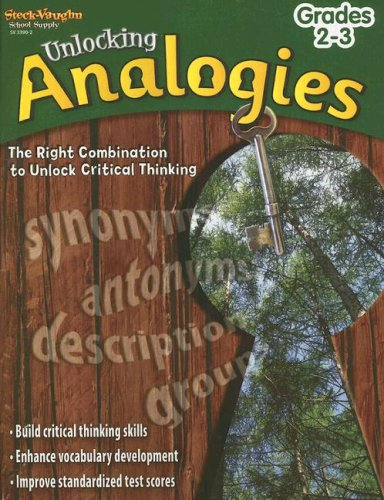 Read Online Unlocking Analogies: Reproducible Grades 2-3 PDF