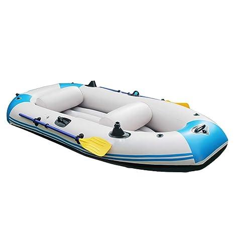 DMBHW 3 Personas Bote Salvavidas Barca Hinchable Barco de ...