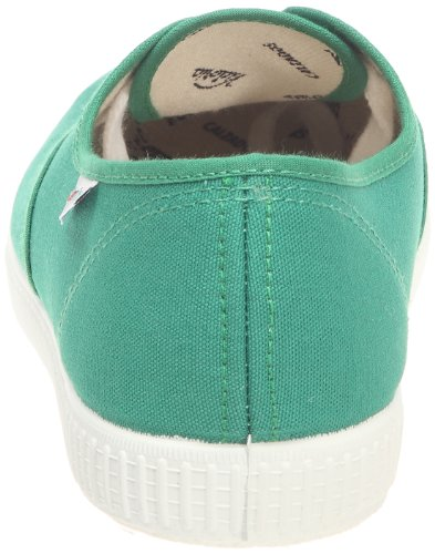 Victoria Inglesa Lona Unisex - Erwachsene Sneaker Grün (Verde)