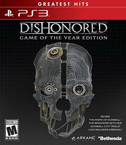Dishonored – PlayStation 3 Game of the Year Edition