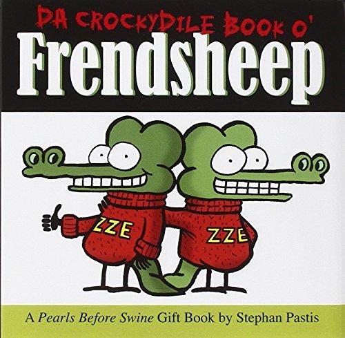Da Crockydile Book o' Frendsheep