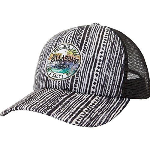 Billabong Women's Heritage Mashup Trucker Hat True Black One Size