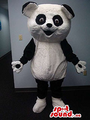 Carto (Large Panda Head Costume)