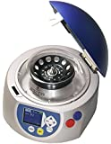 ELMI CM-50M Fugamix Microcentrifuge - Mix Rotor CM-MC-5 Included, 1000 to 15000 RPM