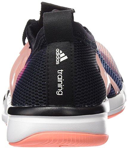 Chaussures Running de Core Core Sun Running Orange Entrainement adidas Glow Weiß Femme Grace Multicolore Schwarz fwBaE