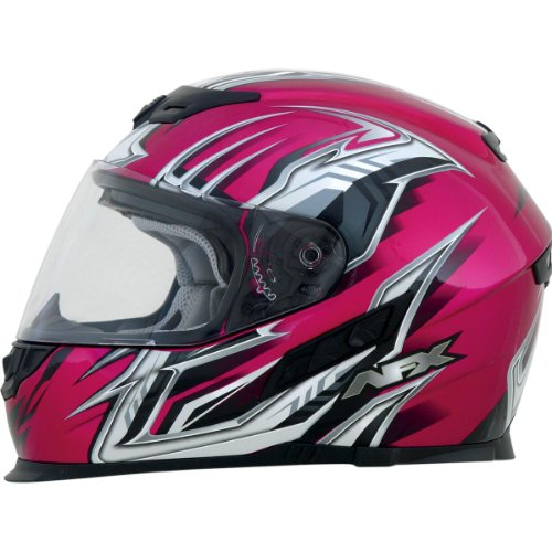 AFX FX-120 Multi Full Face Helmet Fuchsia S/Small