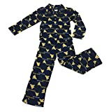 Outerstufff Boy's Youth West Virginia Mountaineers Pajamas