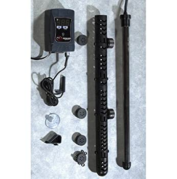 JBJ True Temp Titanium Heating System Kit for Aquariums 500watt