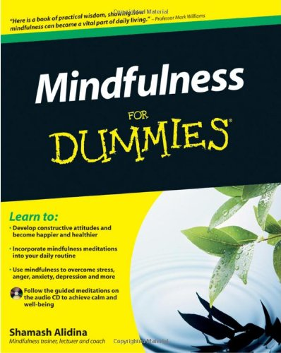 Download Mindfulness For Dummies (Book + CD) pdf