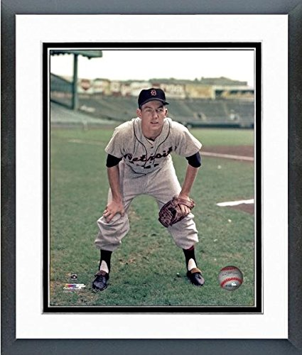 Al Kaline Detroit Tigers MLB Posed Photo (Size: 26.5