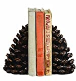 Creative Co-Op Resin Pinecone Bookends Review