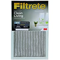 3M 320DC-6 Filtrate Dust Reduction Filter, 12 x 24 x 1