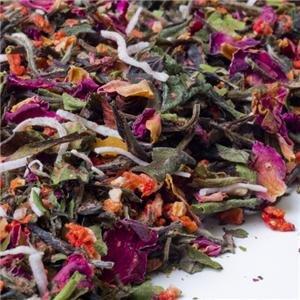 CCR Ice Tea Blend of Black Teas Produces a Cloudless Loose Leaf Tea Fair Trade - 5 Pounds by Buffalo Buck's Coffee