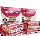 CINNAMON SMARTCAKE (8 cakes): Sugar free, gluten free, low carb, keto...