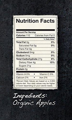 5193OX6MoqL Bare Organic Apple Chips, Fuji & Reds, Gluten Free + Baked, Multi Serve Bag - 3 Oz (6 Count)