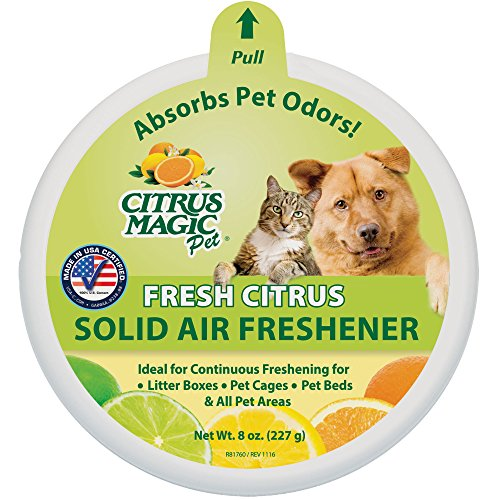 Citrus Magic Absorbing Freshener 8 Ounce