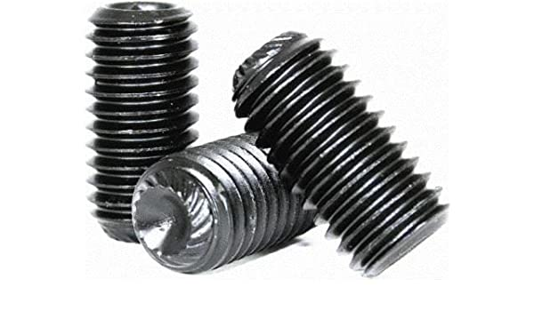 Quantity 100 1//4-20 x 1 Flat Head Socket Cap Screw Countersunk Head Allen Hex Drive by Newport Fasteners