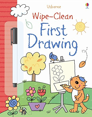Read Online Wipe-Clean First Drawing PDF