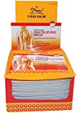 Tiger Balm T32201pain Relief Single Patch (Pack Of 36)