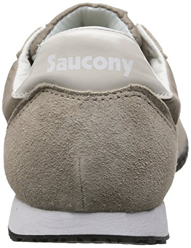 Saucony Originals hombre Bullet Classic Retro Running Zapatillas Tan / Off White