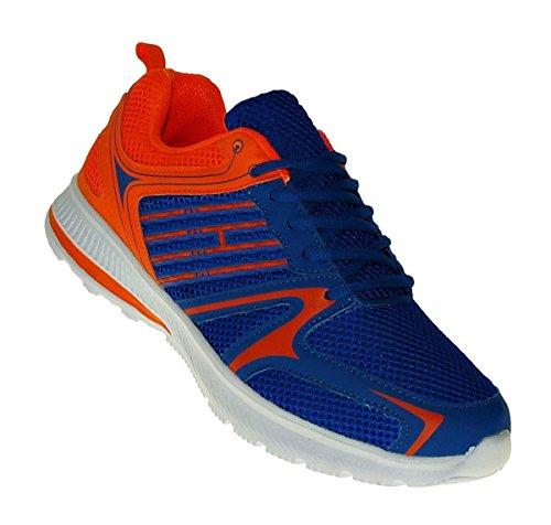 Art 934 Neon Turnschuhe Schuhe Sneaker Sportschuhe Neu Herren