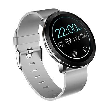 RanGuo Reloj Inteligente para Hombres Mujeres y niños, Deportes al ...