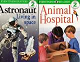 img - for Set of 2 Paperback Books for Children in Grades 1-3 (Eyewitness Readers Level 2) book / textbook / text book