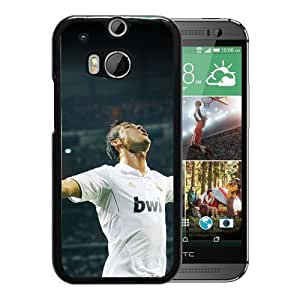 Cristiano Ronaldo Goal Celebration Durable High Quality HTC ONE M8 Phone Case
