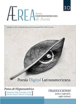 Ærea. Revista Hispanoamericana de Poesía N° 10 (Spanish Edition) by [Calabrese, Daniel, Finkelstein, Eleonora]