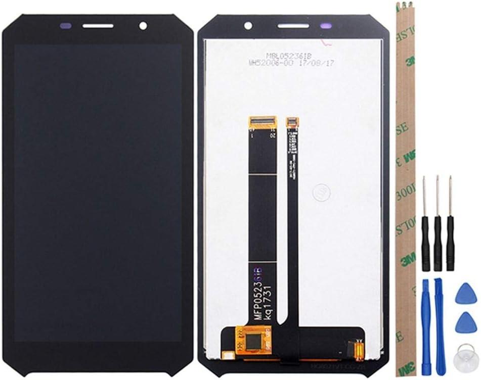 Wigento - Pantalla LCD táctil para Doogee S60 / S60 Lite, sin ...