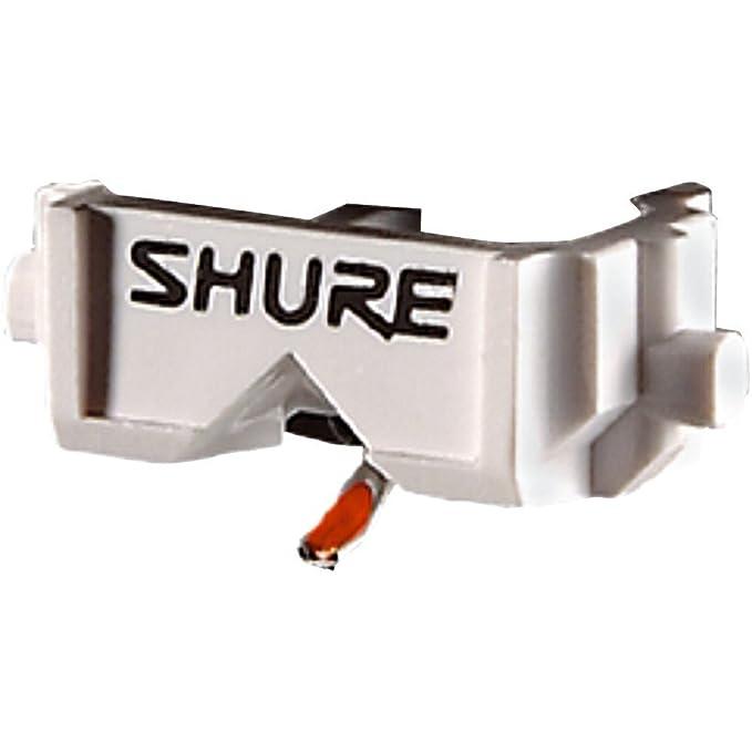 Shure N44 - 7 Aguja de Tocadiscos de Audio Accesorio para ...
