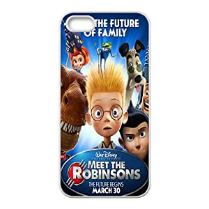 BYEB Meet the robinsons Case Cover For iPhone 5S Case