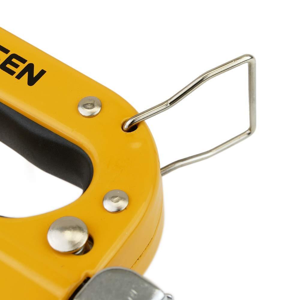 Cablematic Carton bo/îtes agrafeuse arme outils de pinces r/églables Tolsen
