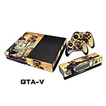 XBOX ONE SKIN STICKER GTA 5