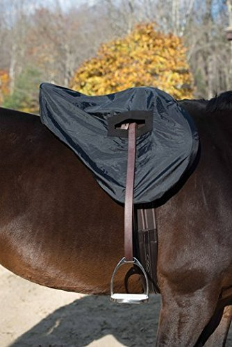 (Shires Waterproof Ride On Saddle Cover)