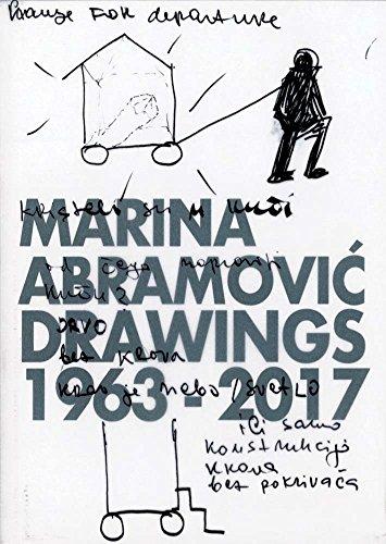 Marina Abramovic: Drawings 1963-2017