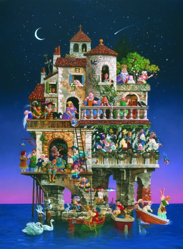 Superstitions 1500 pc Jigsaw Puzzle