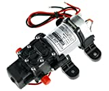 New Solid 100PSI DC 12V 4L/Min Diaphragm Water Self Priming Pump High Pressure