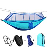 Cool things about our hammocks:  1.Honest FYHAP give you the best camping hammock. Compare to the other hammocks,our portable hammock is extremely SOFT and comfortable.  2.Small, very lightweight, perfect for day trips/camping.  3.Super strong parac...