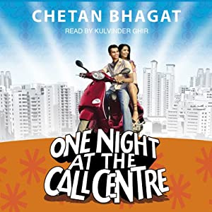 One Night at the Call Centre Audiobook