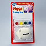 Paint Your Own Pottery Piggy Bank
