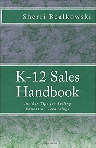 amazon k 12 sales handbook insider tips for selling education