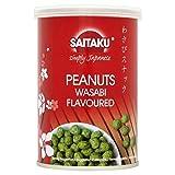 Saitaku Wasabi Peanuts - 115g