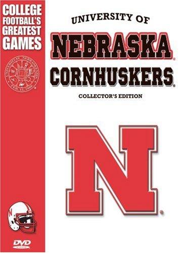 Nebraska Cornhuskrs Gg St by A&E